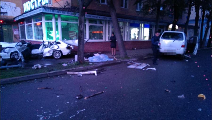 В Перми будут судить водителя Сузуки, по вине которого погибли два человека