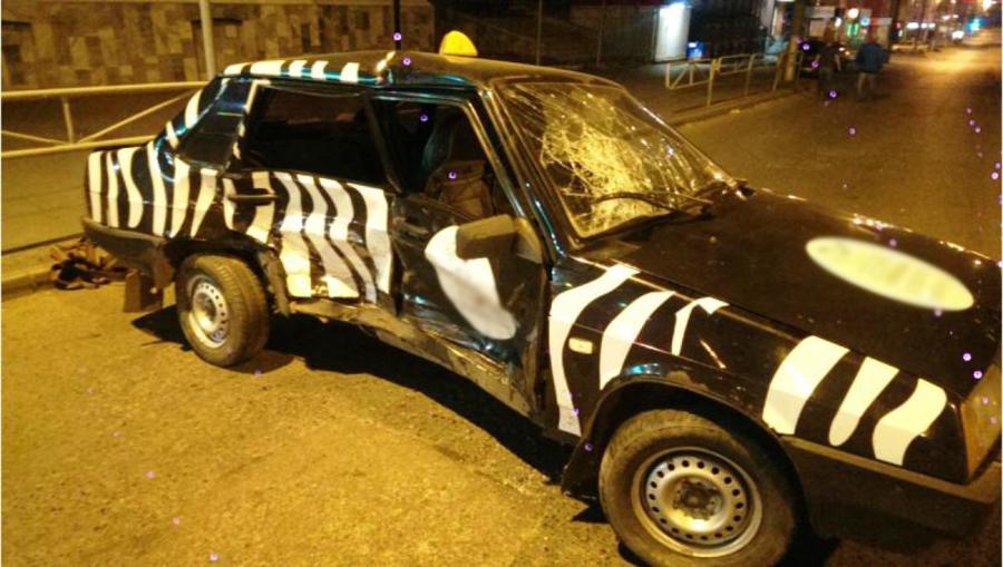 В Перми в ДТП получили травмы два водителя