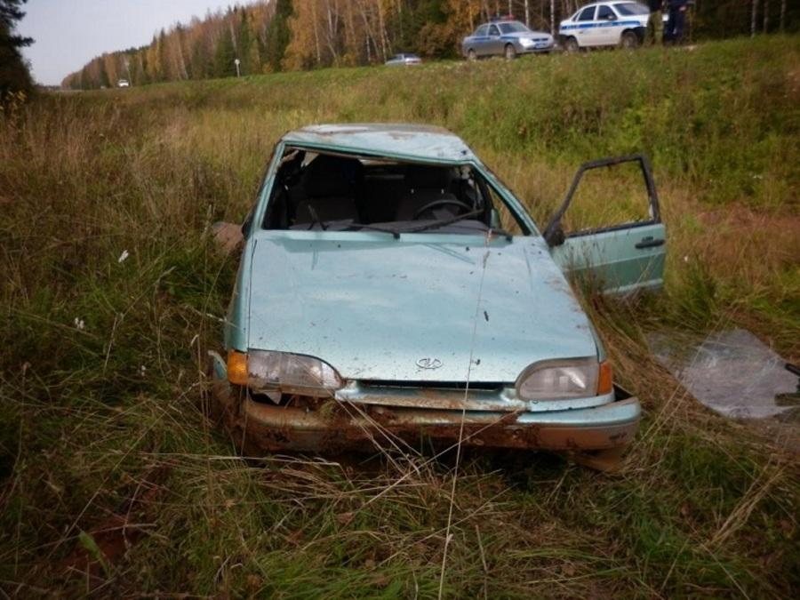В ДТП на трассе Нытва — Кудымкар ранены три женщины