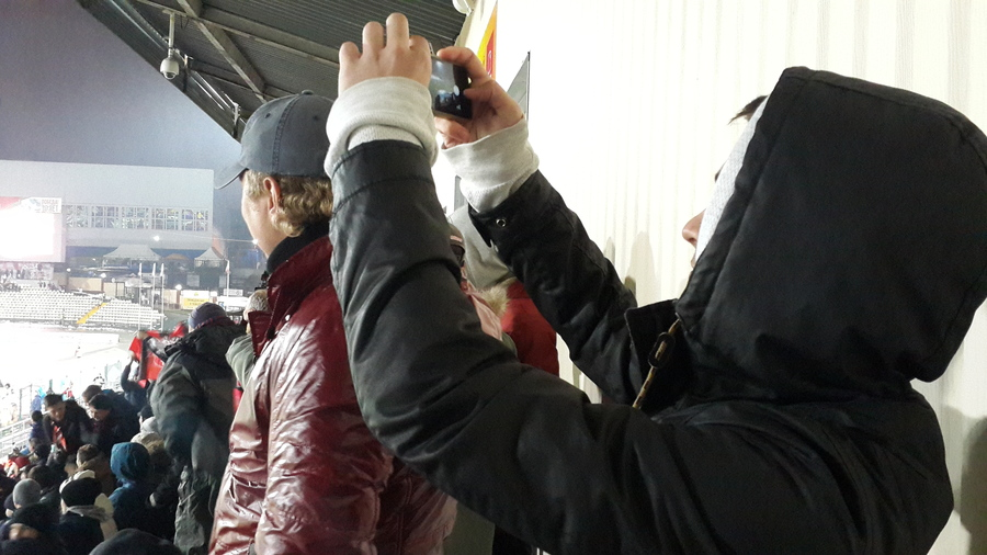 Пермский «Амкар» и московское «Динамо» поделили очки - фото 2