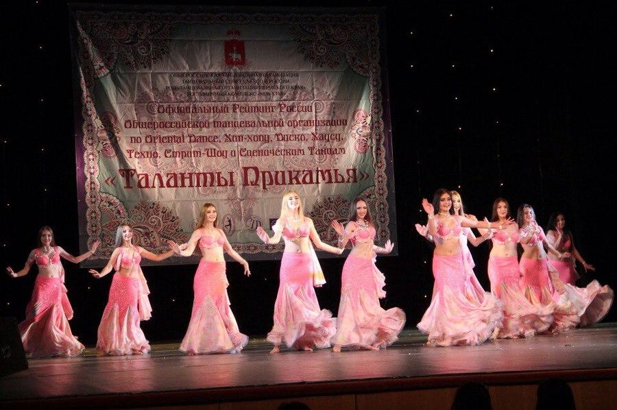 В Перми прошло открытие танцевального сезона - фото 6