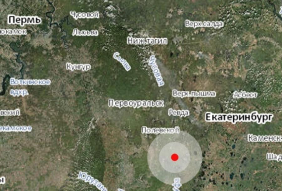 Землетрясение с эпицентром в Свердловской области разбудило Кунгур - фото 1