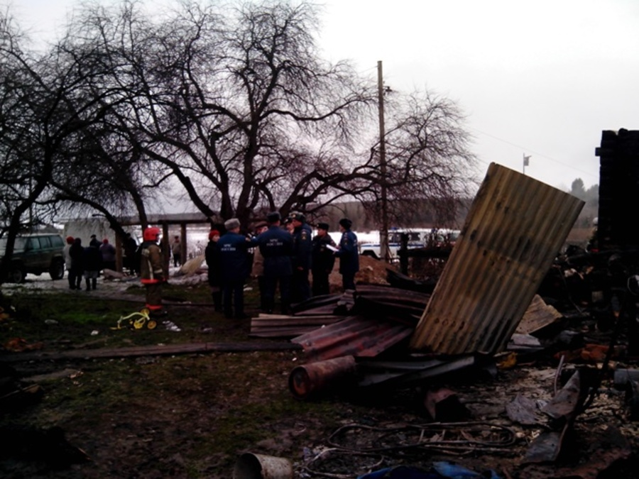 В Пермском крае возбуждено уголовное дело по факту гибели шести человек