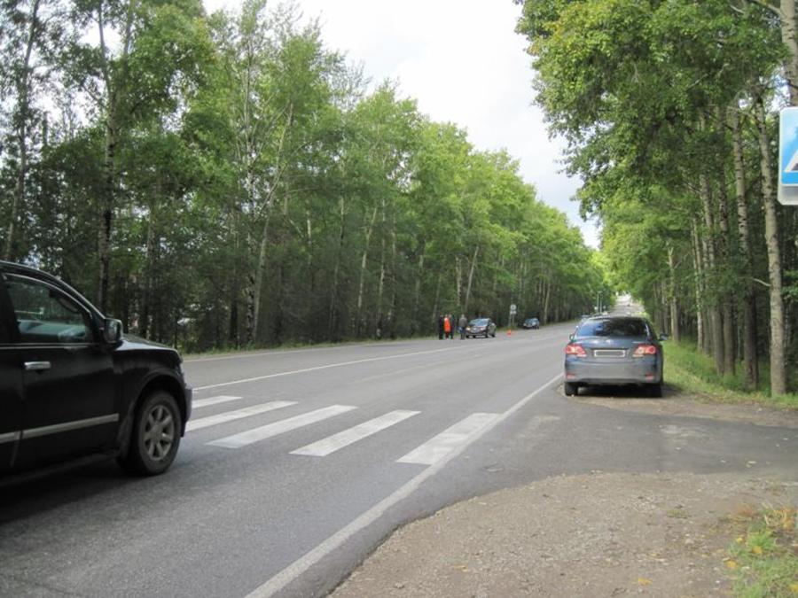 В Соликамске передано в суд дело водителя, сбившего пенсионера на переходе