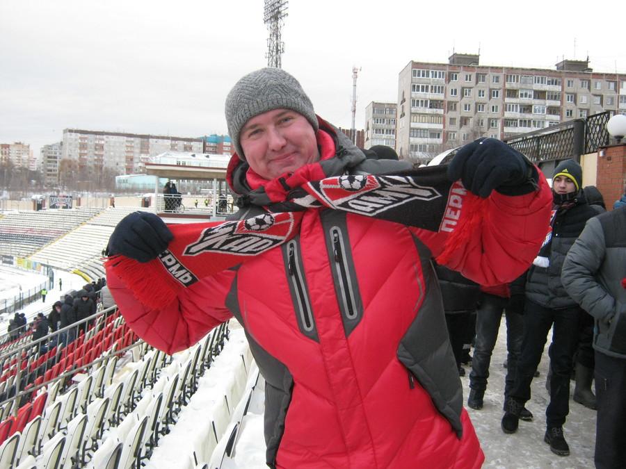 Пермский «Амкар» в дерби проиграл «Рубину» из Казани - фото 1