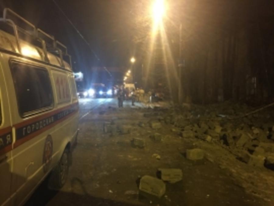 В Перми обрушился еще один дом