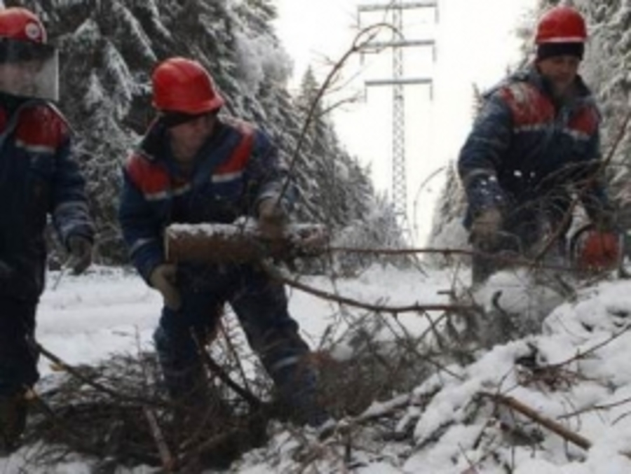 В Пермском крае пять районов остались без электричества
