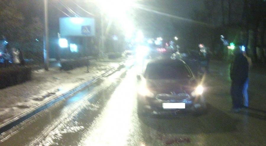 В Перми лицеист был сбит двумя автомобилями - фото 1