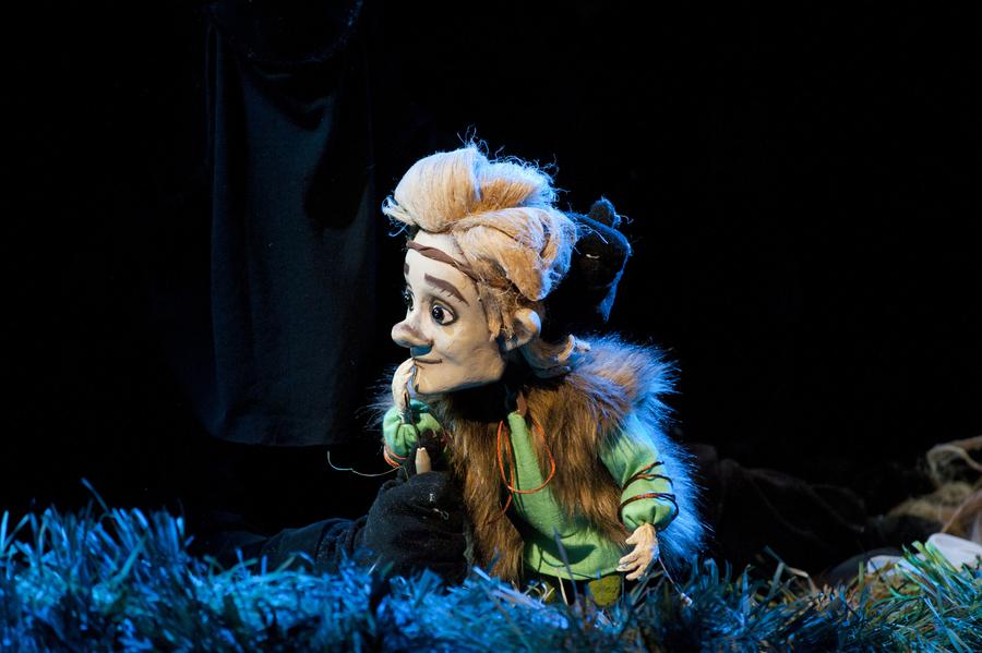 Пермский театр кукол создал две сказки о любви