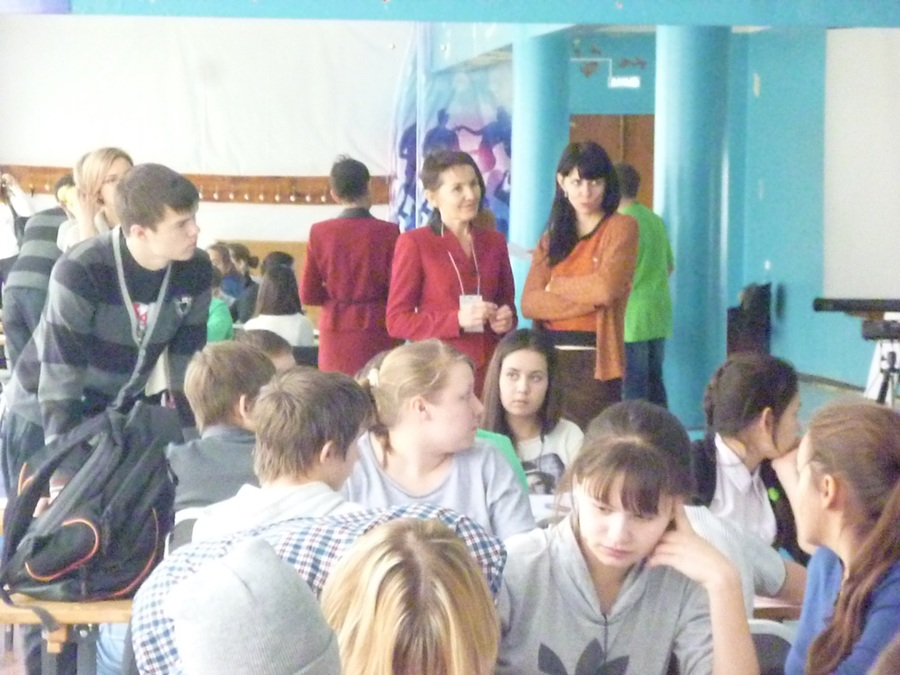 Школьники Чайковского района совершили «Сельский прорыв»