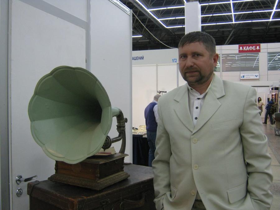 На «Пермской ярмарке» коллекционеры молчат - фото 1