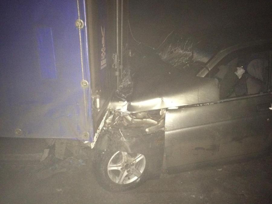 В Чусовском районе в столкновении трех автомобилей травмированы два человека - фото 1