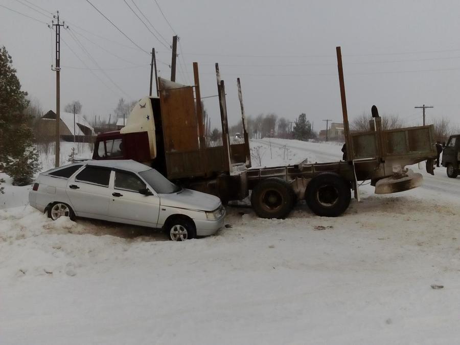 В Пермском крае за выходные в ДТП погибли два человека