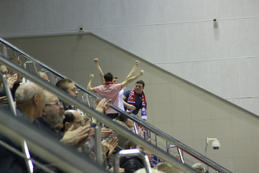 Пермские волейболисты проиграли ответный матч - фото 1