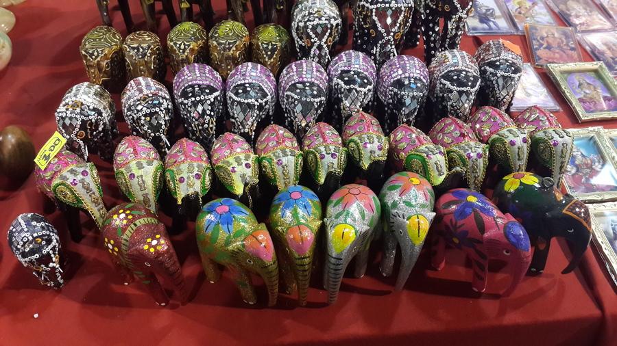 В Перми открылась индийская ярмарка - фото 1