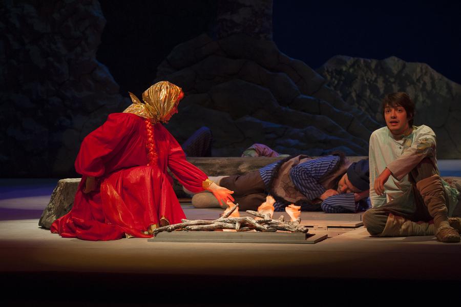В Пермских театрах началась новогодняя страда