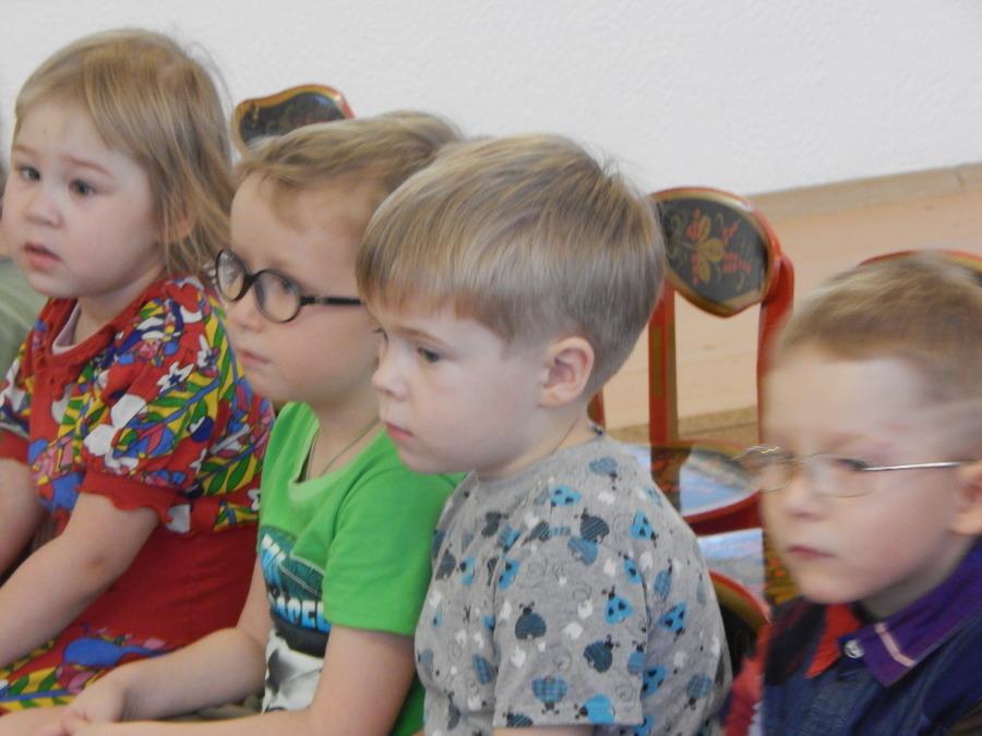 В Чусовом дошкольники знакомились с музыкальными инструментами - фото 2