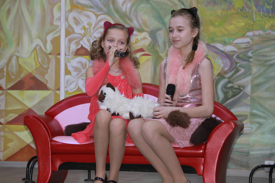 В Чусовом зрители побывали в Королевстве кошек