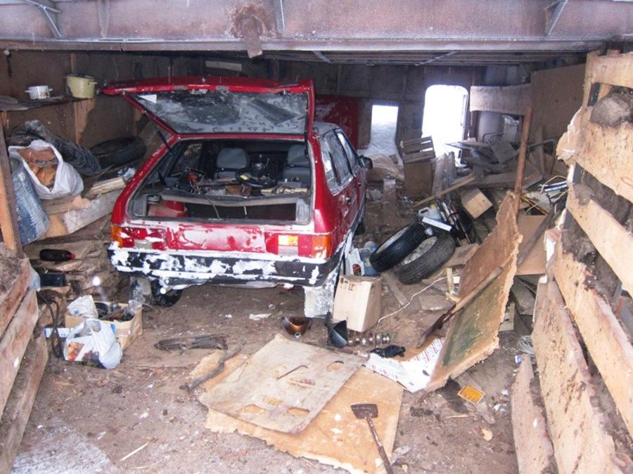 В Пермском крае полицейские раскрыли кражу из гаража