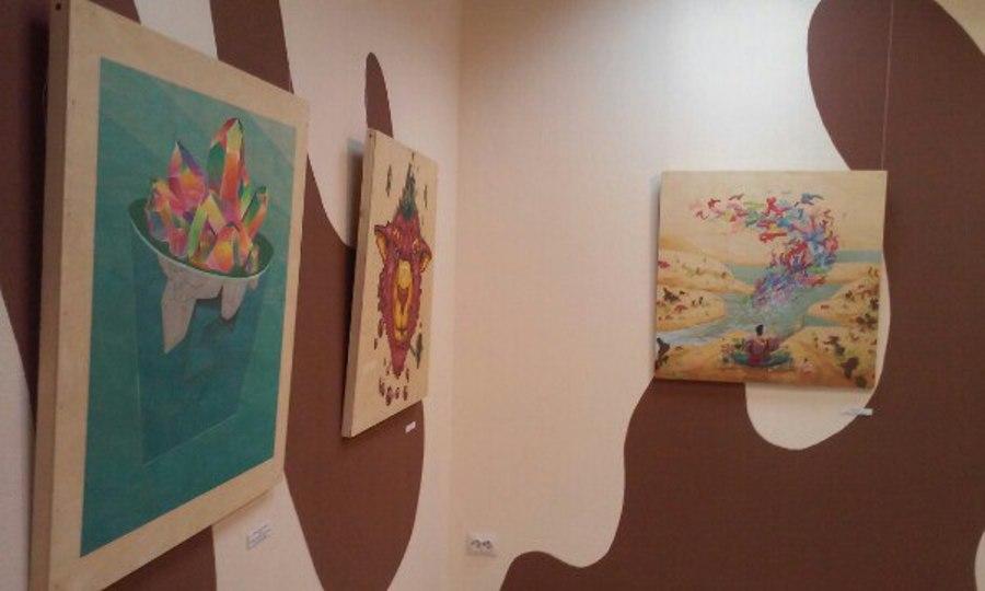 Десять художников продемонстрировали в Перми свои возможности - фото 1