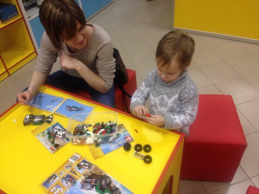 В Перми открылся город LEGO