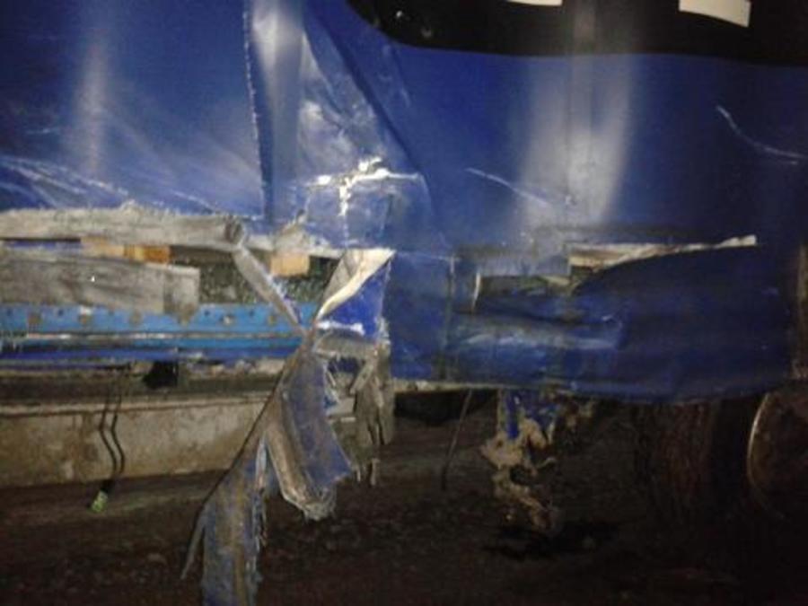 В Сивинском районе погиб водитель Фиата, ранены женщина и девочка