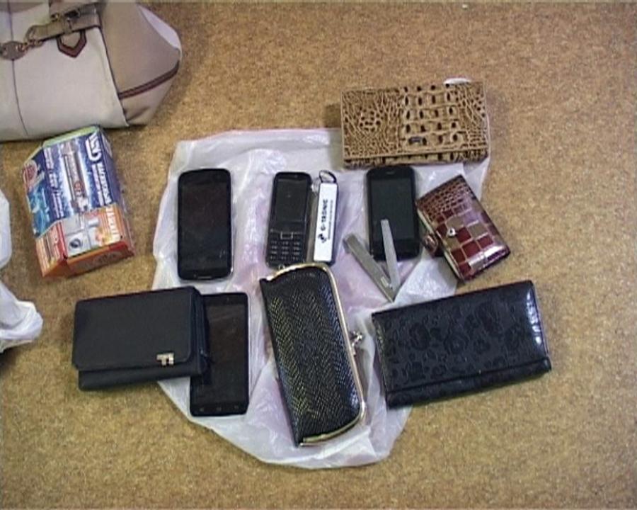 В Перми задержаны подозреваемые в кражах из автомобилей (видео)