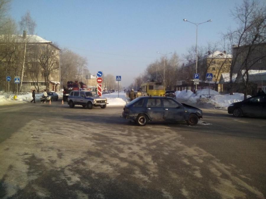 За неделю в Перми в автоавариях пострадали двое детей