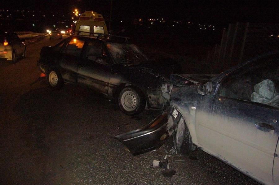 За выходные на дорогах Пермского края погибли три человека, 9 ранены - фото 1