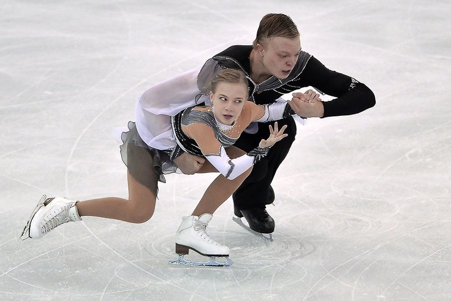 Пермские фигуристы стали олимпийскими чемпионами