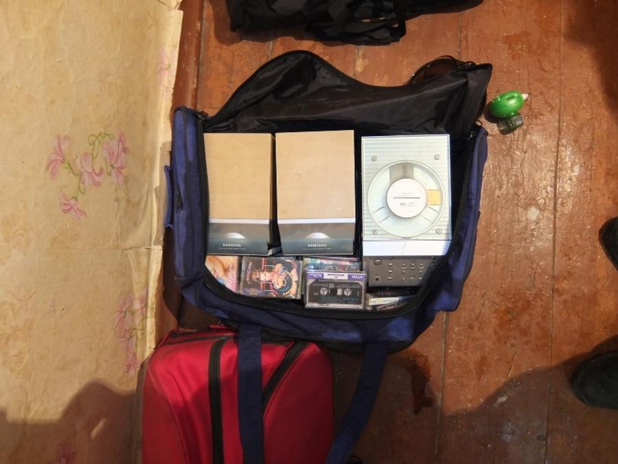 В Кудымкаре полицейские раскрыли кражу из частного дома