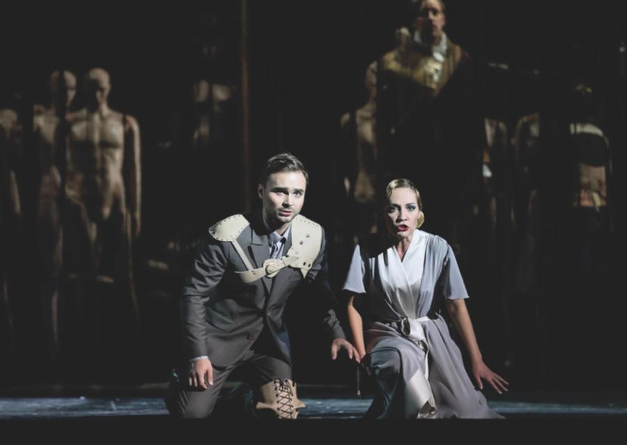 «Золотая маска» представила «Дон Жуана» из Пермской оперы.