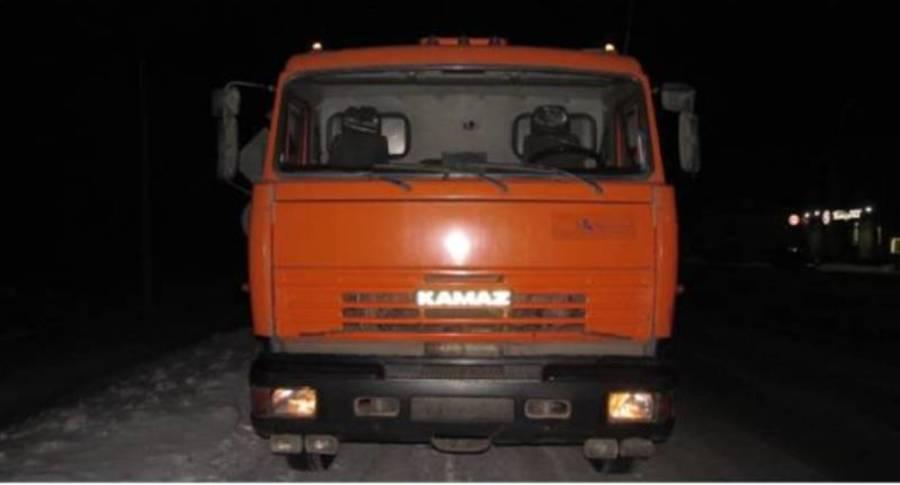 В Орде полицейские вернули предприятию угнанные грузовики