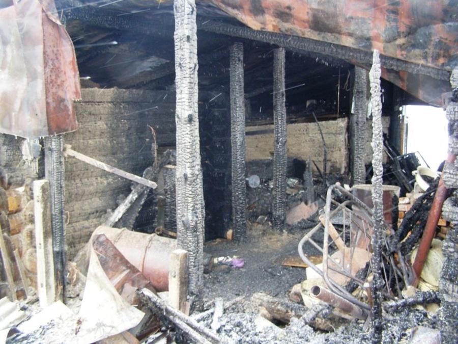 Житель Пермского края получил за поджог дома 3 года строгого режима