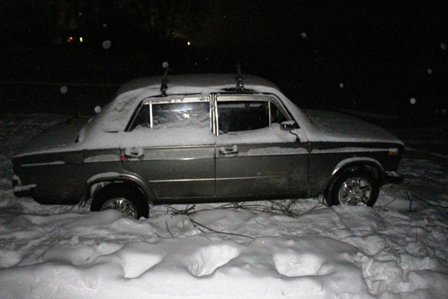 В Пермском крае полицейские раскрыли угон автомобиля