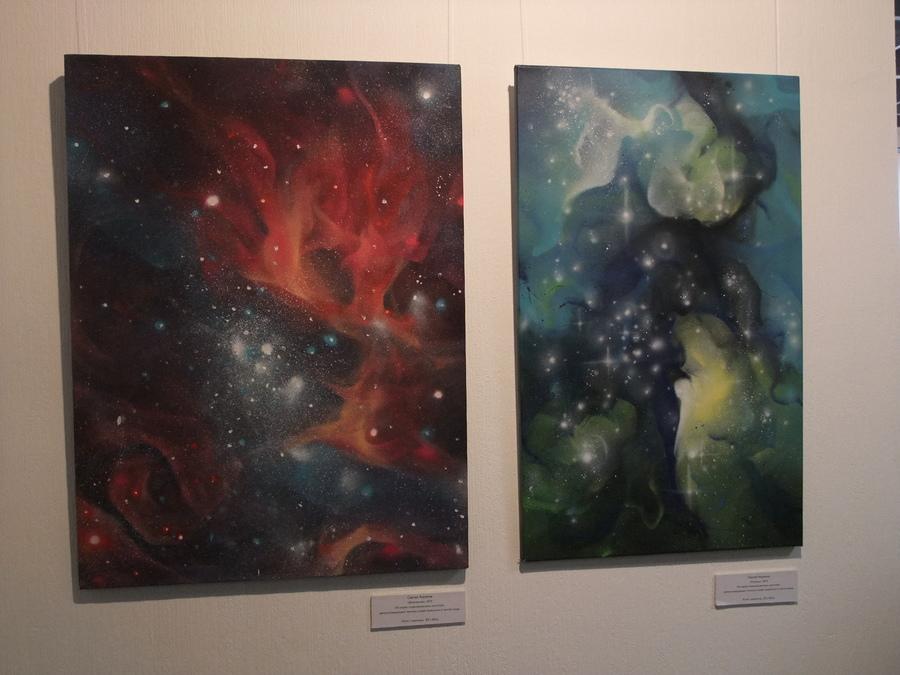 В Перми открылась выставка художника из Екатеринбурга