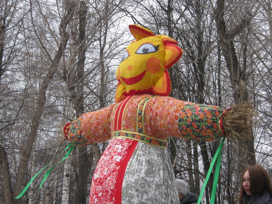 Зима не спешит уходить из Перми - фото 1