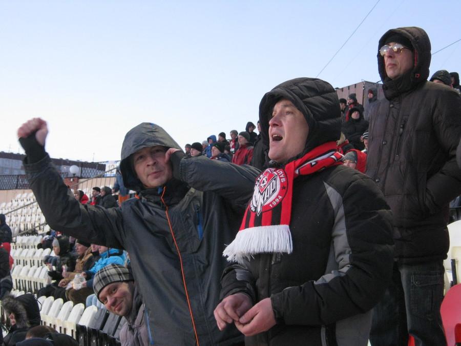 Пермский «Амкар» поделил очки с «Ростовом» - фото 5