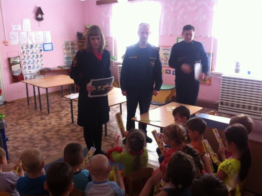 Детей из Чусового научили безопасному поведению - фото 2