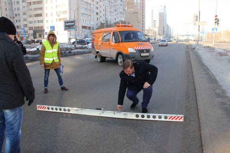 В Перми идет обследование состояния гарантийных дорог - фото 1