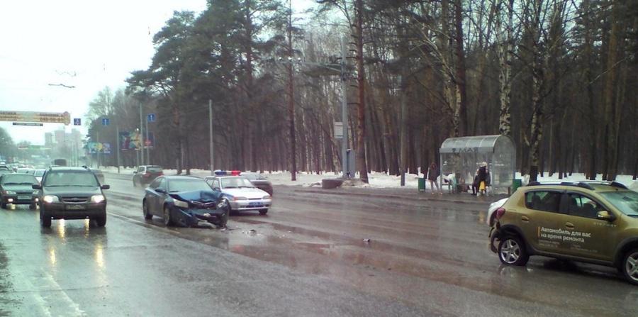 В выходные дни на дорогах Пермского края травмированы 11 человек - фото 1