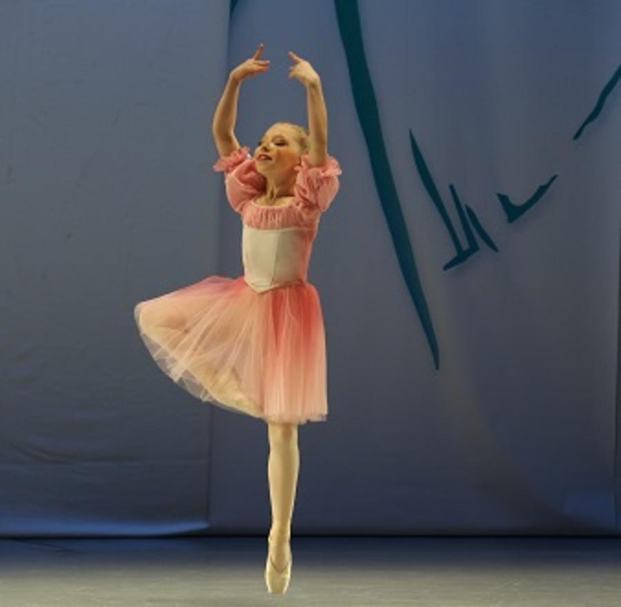 Юные пермские балерины стали лауреатами Международного конкурса - фото 1