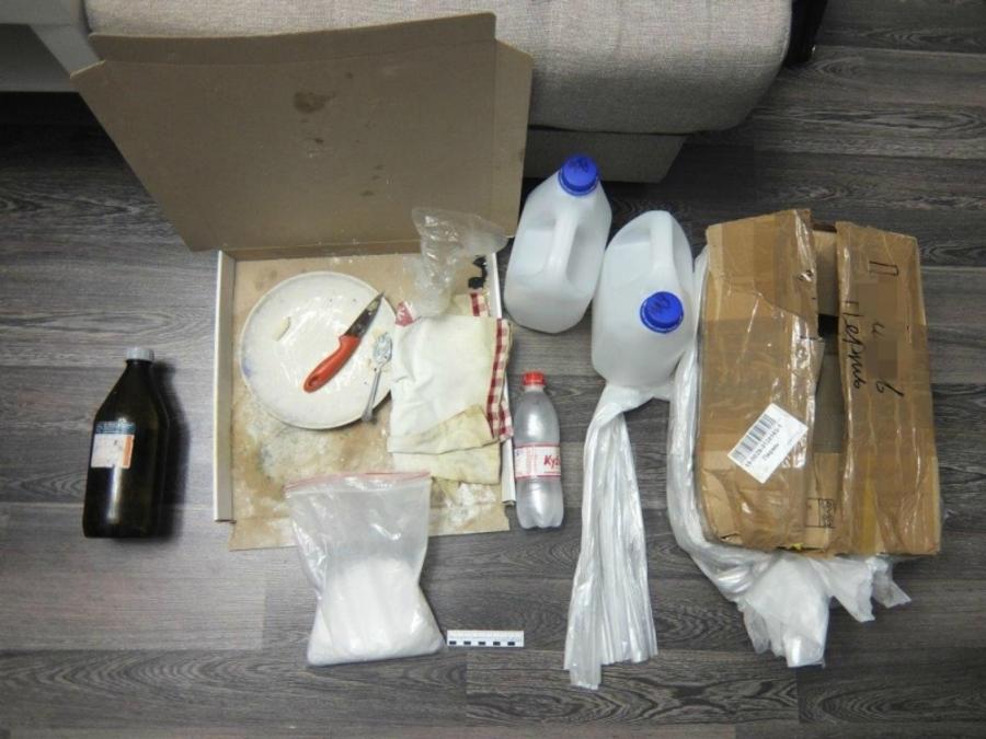 Соликамскому продавцу наркотиков вынесен приговор - фото 1