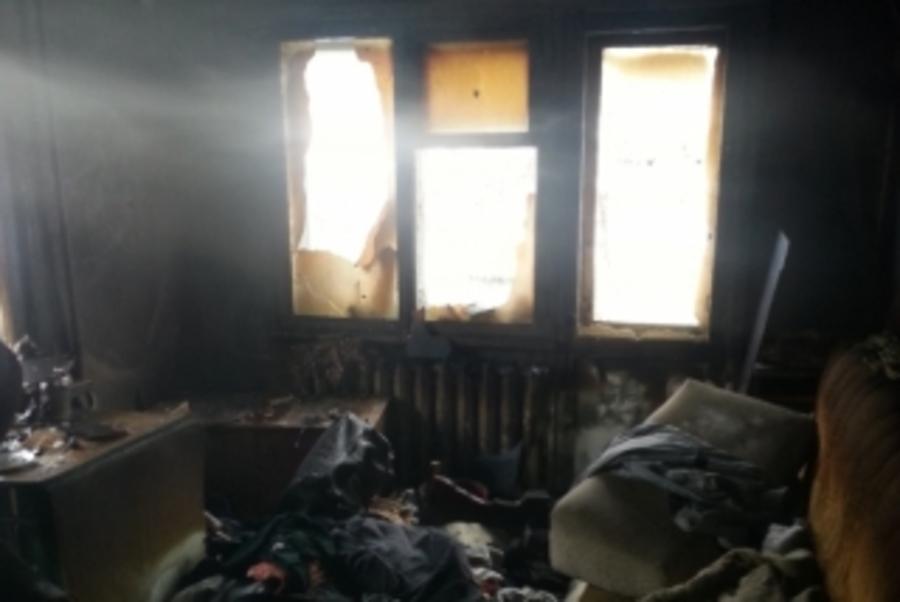 В праздничные дни в Пермском крае произошло 39 пожаров, 4 человека погибли - фото 1