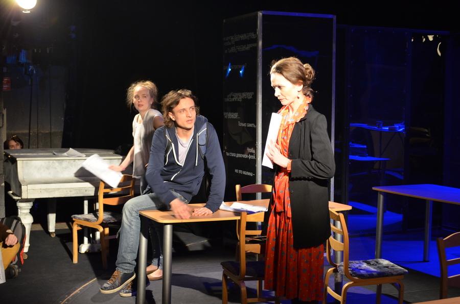 В Пермском ТЮЗе зрители открыли мир современной драматургии