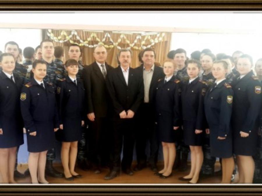 Ветераны МВД вновь открыли клуб «Детектив»