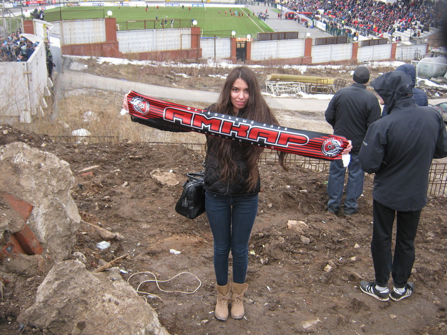 Пермские болельщики сомневаются, что «Амкар» уступил «Зениту» - фото 1