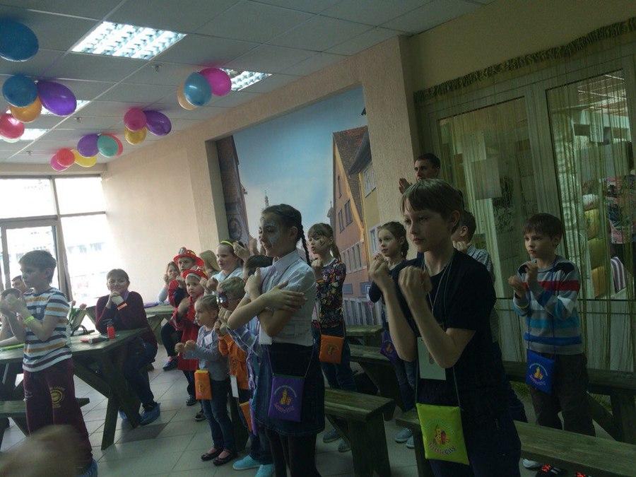 В Перми открылся Детский город профессий