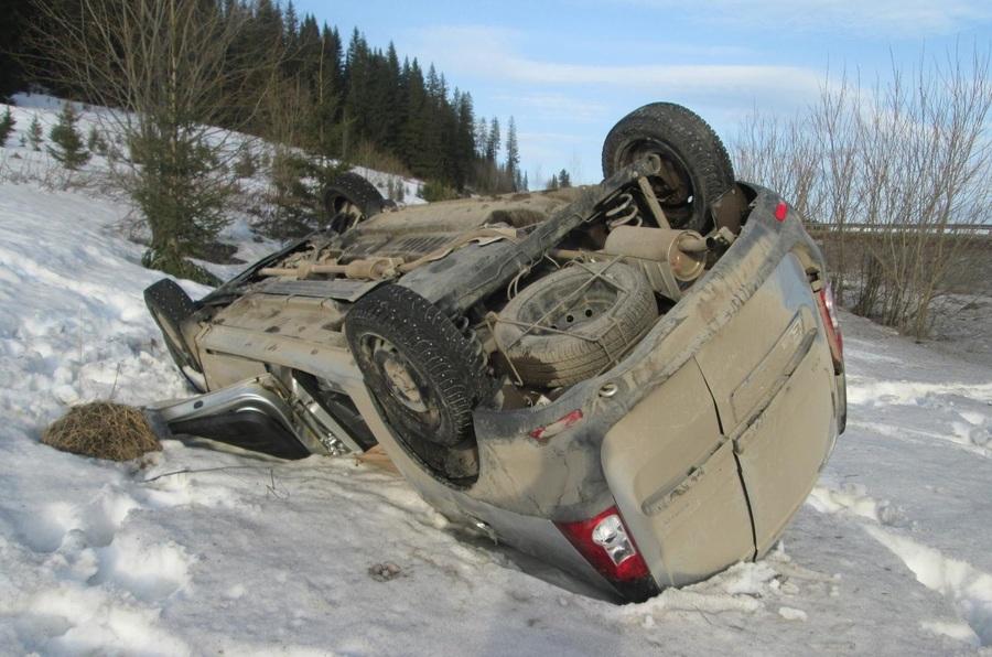 За выходные на дорогах Пермского края травмированы 14 человек - фото 1