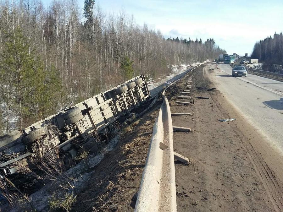 За выходные на дорогах Пермского края погибли три человека
